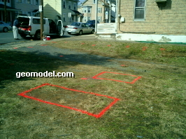 USTs located by GeoModel, Inc. using GPR